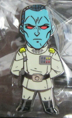 2017 Star Wars Celebration Orlando Exclusive GRAND ADMIRAL THRAWN Disney Pin