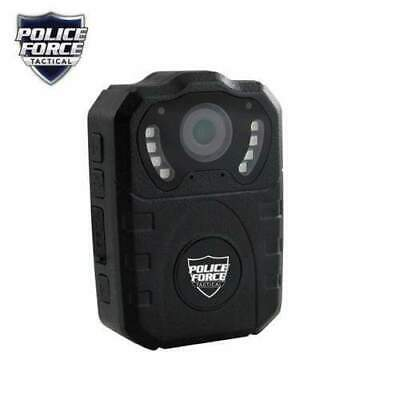 Police Force Tactical Body Camera Pro HD - cases of: [1] items