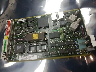 Siemens Pn #1632269 D6 Acs Mp Board