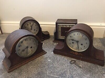 Mantle Clocks And Clock Books