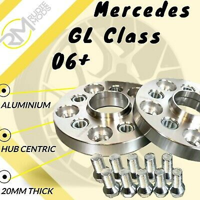 Mercedes CLK W208 5mm Alloy Hubcentric Wheel Spacers 5x112 66.6CB 1 PAIR