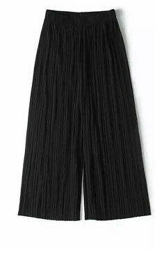 Girls Black Culottes 6years Bnwot From Next