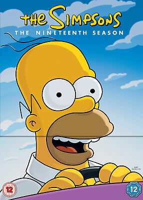 The Simpsons Season 19 (DVD)