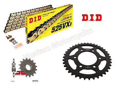 Triumph 865 Scrambler 06-15 DID Upgrade Chain And Sprocket Kit Tool