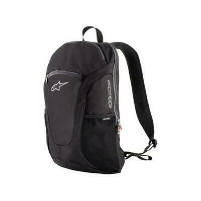 Alpinestars Connector Black Ruksack / Backpack ideal for Motorcycle / Off Road
