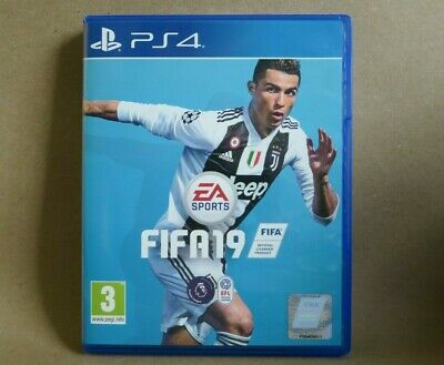 Fifa 19 - Ps4 *Brand New Un-Sealed*