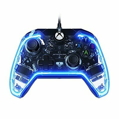 PDP Afterglow Prismatic Wired Controller For Xbox One 048-007-NA Multicolor 9E