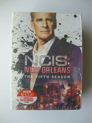 NCIS New Orleans Complete Seasons 1-5 DVD  Brand New