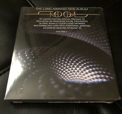 TOOL Fear Inoculum CD 2019 RCA Records Limited Sold Out Rare Variant Sealed New
