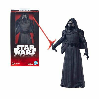 Hasbro Star Wars The Force Awakens KYLO REN 6-inch Figure - NEW