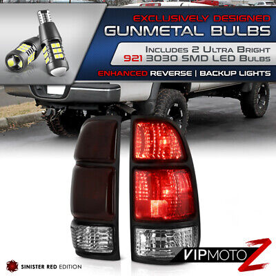 """!Full SMD Reverse For 1986-1997 Nissan D21 Pickup /""""Factory Style/"""" Tail Lights"""