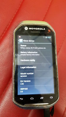 Motorola MC40 Mobile Android PDA with 2D Barcode Imager
