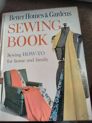 Better Homes & Gardens Sewing Book Sewing How To For Home & Family