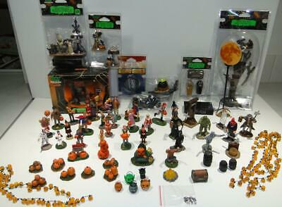 Lemax Spooky Town Large Lot