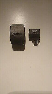 Nikon WU-1b Wireless Mobile Adapter Used in Great Condition