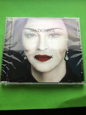Madonna - Madame X (NEW CD ALBUM) Sealed Brand New