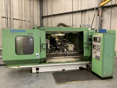 CNC Cylindrical Grinder Hauser Tschudin YEAR 2002 (video available)