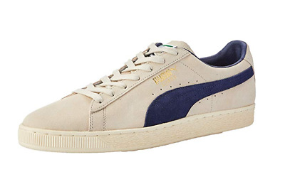 PUMA SUEDE CLASSIC Archive 365587 02 Birch Peacoat Lace Up