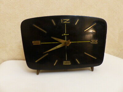 Vintage table - mantel clock Lighthouse from the USSR