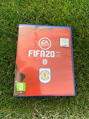 FIFA 20 PS4 Official Crewe Alexandra Cover - New & Boxed