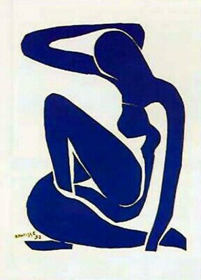 Henri Matisse - Nude Poster Art Print (28x20inches) #41269