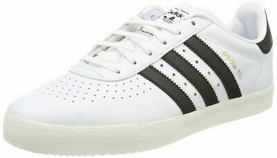 Mens Adidas Originals 350  uk  ,8 10 , and 11 .. White leather // Gazelle