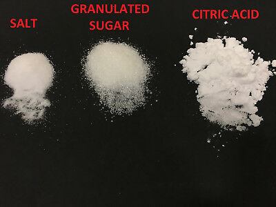 Citric Acid Anhydrous 25Kg Finest Grade Food Grade Bath Bombs Limited Quantity