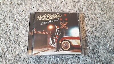 Bob Seger / Ultimate Hits / Rock And Roll Never Forgets / 2CD / Best Of