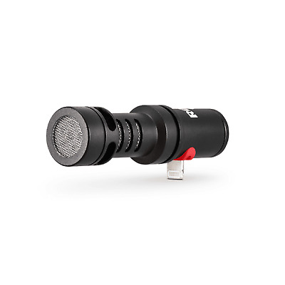 Rode VideoMic Me-L Directional Microphone for iPhone and iPad READ