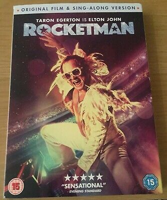 Rocketman [DVD] - BRAND NEW