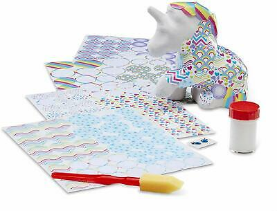 Melissa /& Doug Foil Coloring Pad Animals #30302 BRAND NEW