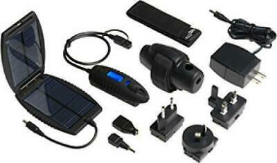 Garmin External 2200mAh Battery Power Pack & Folding Solar Panel 010-10644-02
