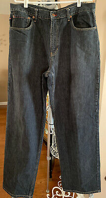 LE BREVE JEANS INDUSTRIES BLACK STRETCH MEN/'S JEANS MADE IN TURKEY