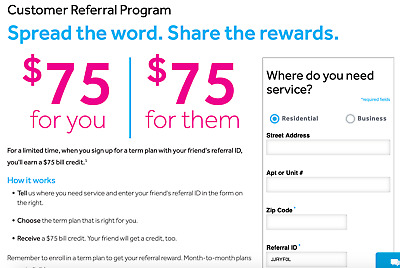 Reliant Electricity $75 credit code for sign up
