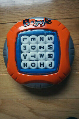 Hasbro ElectronicTravel Boggle Reinvention Orange