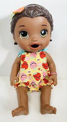 Baby Alive Super Snacks Snackin' Lily (African American) Doll