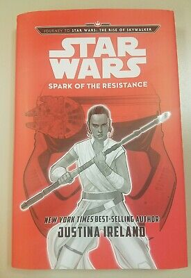 """Journey to Star Wars : The Rise of Skywalker  """"Spark of the Resistance"""" HB 2019"""