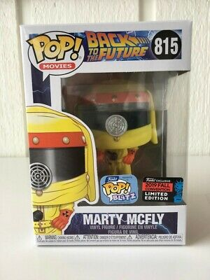FUNKO POP! Marty McFly #815 - Back To The Future 2019 NYCC Shared Exclusive