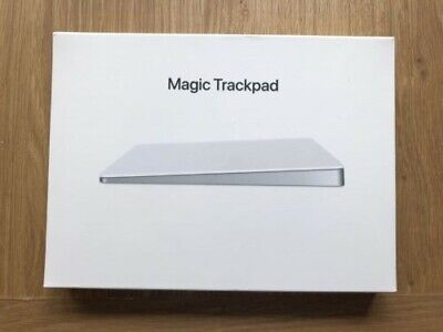 Apple Magic Trackpad 2 Silver / White - Brand New Sealed