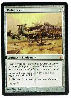 1x Batterskull - New Phyrexia - Magic the Gathering - LP