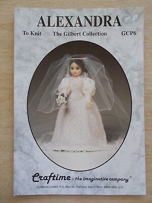 "The Gilbert Collection~ALEXANDRA~15"" Doll's Wedding Dress~Veil~Petticoat~Pants.."