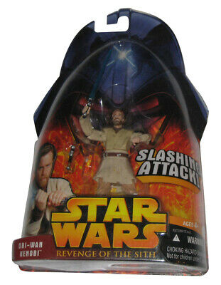 Star Wars Revenge of The Sith Obi-Wan Kenobi (2005) Action Figure #01
