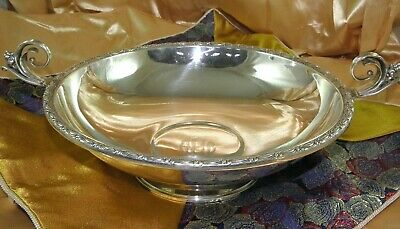 Gorham Sterling Silver Bowl Tray / Dish / Platter  #346 Best Deal