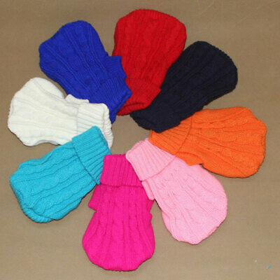 Winter Dog Clothes Puppy Pet Cat Sweater Jacket Coat For Small Dogs Chihuahua*