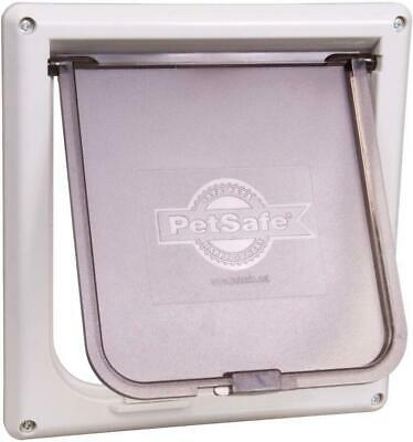 PetSafe Interior 2-Way Locking Cat Flap Door Home Dog Entry Pet Exit Enter Tool