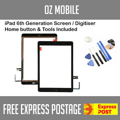 Digitizer Touch Screen Glass Replacement For iPad 6 6th Generation