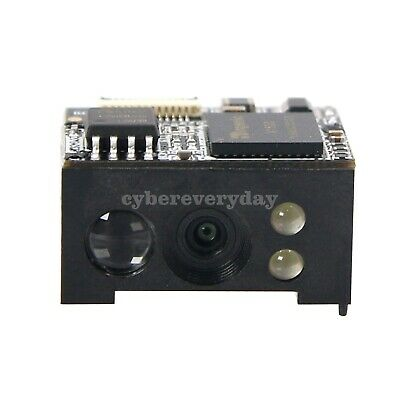 2D Barcode QR Code Scanner Module Embedded For 1/2D Bar Code DL-X820Y TTL Port