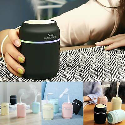 Electric Air Diffuser Aroma Oil Humidifier Night Light Up UK Relaxing Defuser
