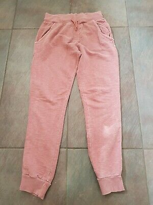 Girls Next Pinky Joggers Age 11 Good Condition