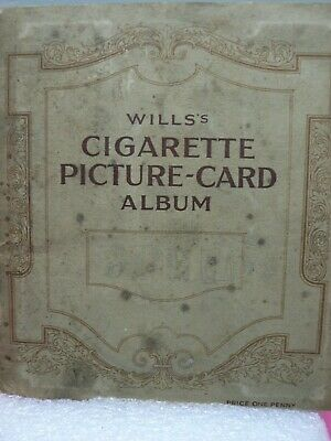 Wills's Cigarette Picture Card Album Complete Set Of 50 'Speed' 1939 Free Post!